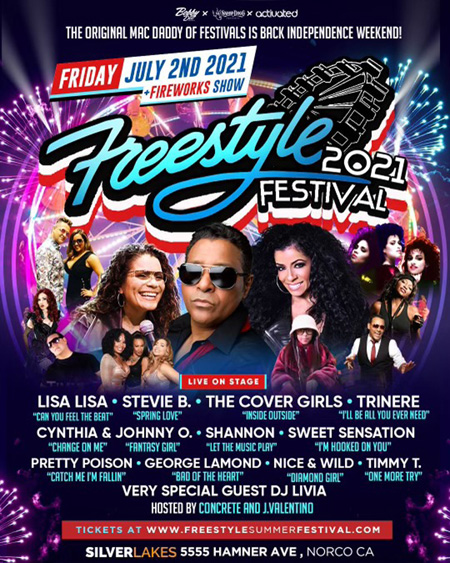 Bobby Dee Presents | Freestyle Festival 2021